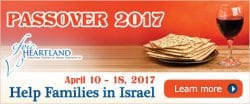 Passover2017-Samaria Family Assistance
