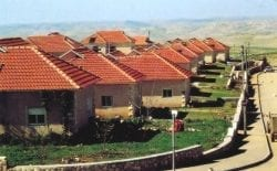 The community of Bet Yatir