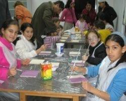 Children in Rimonim