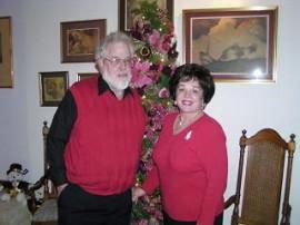 Margy and David Pezdirtz