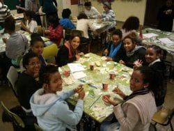 New Immigrants From Ethiopia