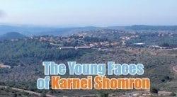 Landscape of Karnei Shomron