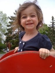 Sussya Child Smiling