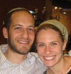 Shoshana and Yosef