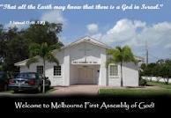 First Assembly of God Melbourne FL