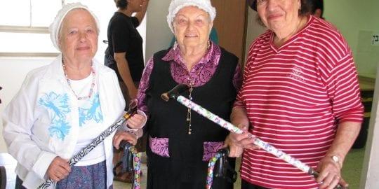 Gush Etzion Seniors