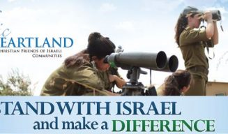Stand With Israel and Make a Difference