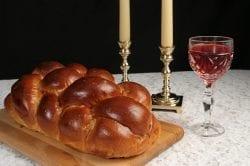 Complete Shabbat Table