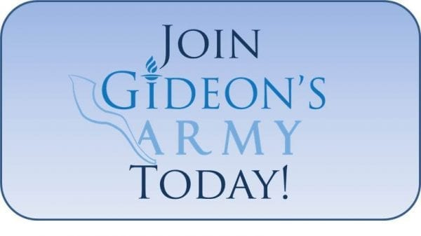 Join Gideons Army