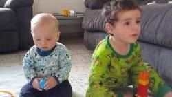 Sondras grandchildren 1