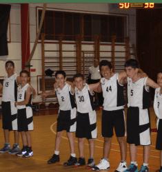 Karnei Shomron Basketball team