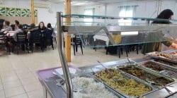 Kochav Yaakov lunch