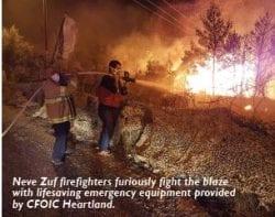 Neve Zuf Firefighters
