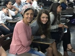 Shoshanna and Yaffa