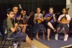 You can help teens express themselves through music
