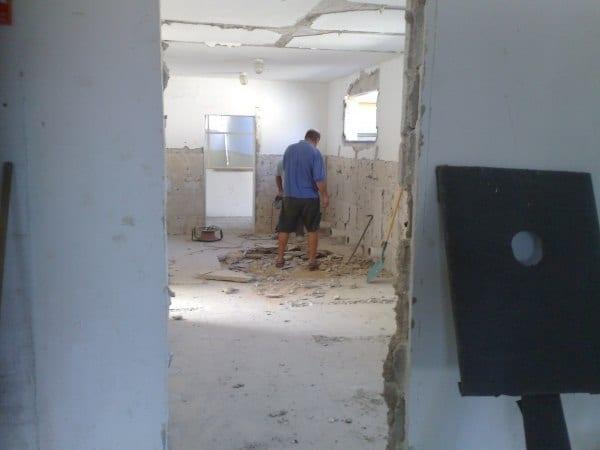 Youth Center in Bet Yatir needs renovation