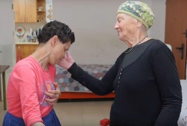 Liat and Chaviva