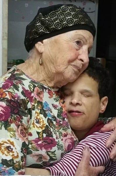 Chaviva and Liat - founder of Neve Avraham