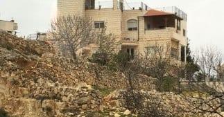 Palestinian Hovel