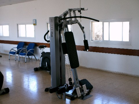 A well-equipped fitness center is vital to the physical and emotional well-being of Adorah