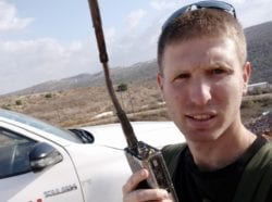 Volunteer rapid responders in Judea and Samaria rely heavily on special radio communications in the mountainous terrain.
